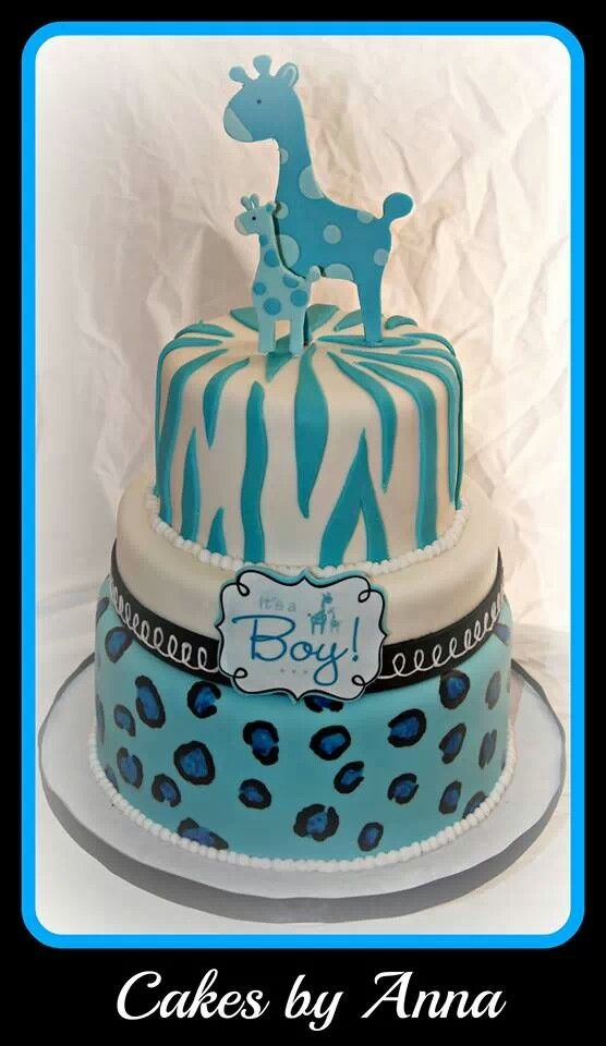 safari baby shower cake food pinterest