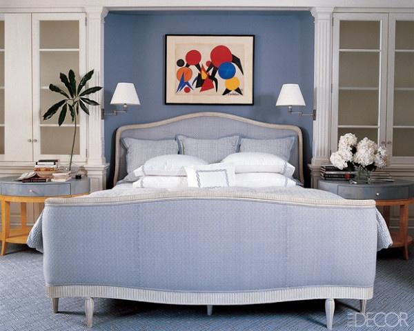 Elle d cor bed diamond baratta bedroom pinterest for Elle decor beds