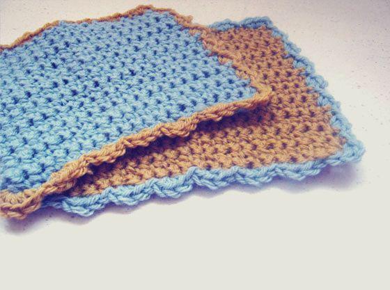 crochet washcloths Hook and Yarn Pinterest