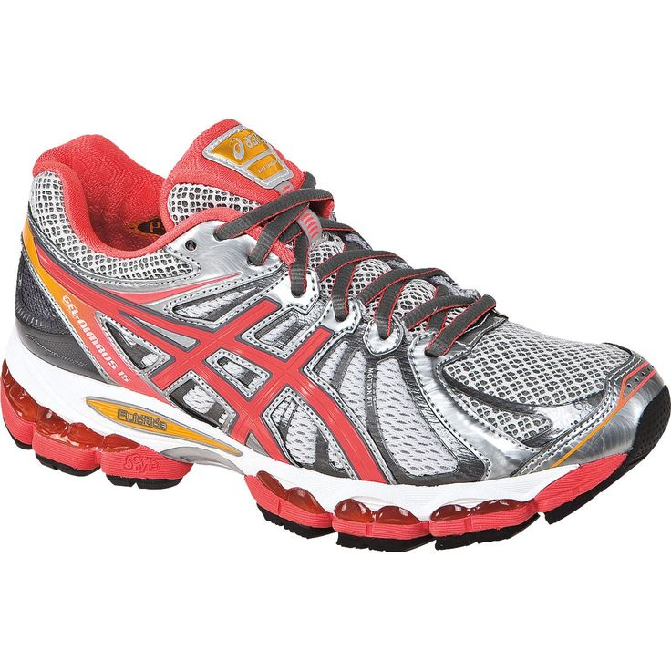 asics gel nimbus 15 s running shoes underpronation