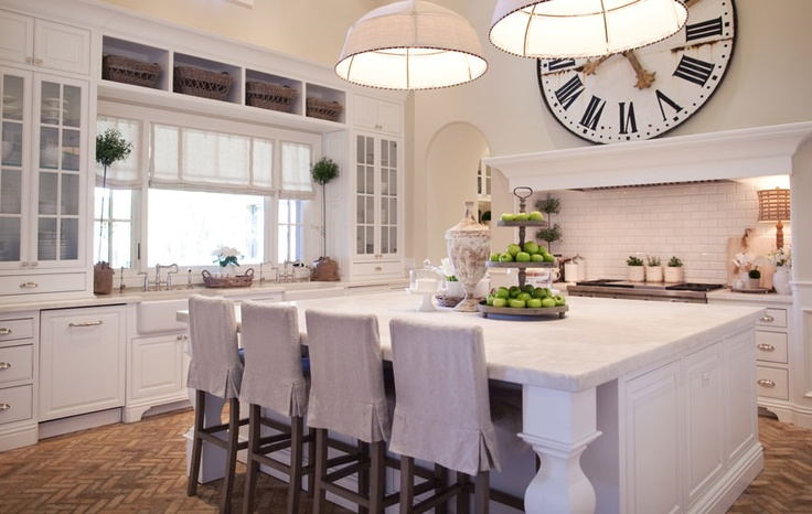 Square Island Kitchen Cabinetry Pinterest