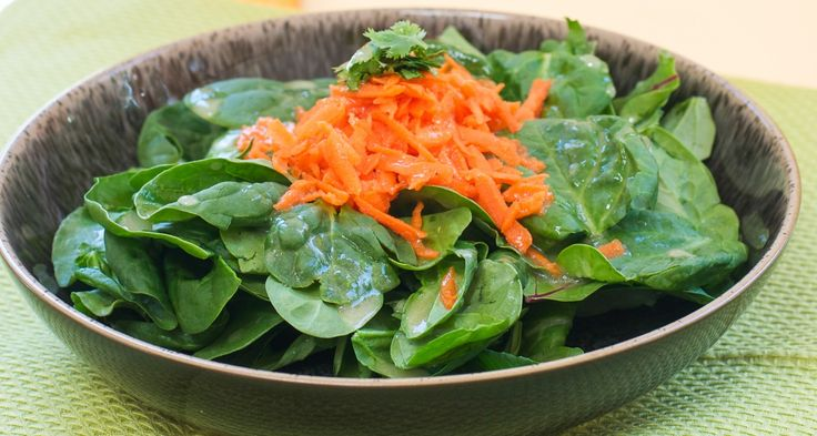 sesame and cilantro vermicelli salad apple carrot salad with cilantro ...