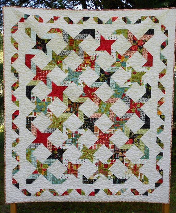 Twisting with the Stars pattern