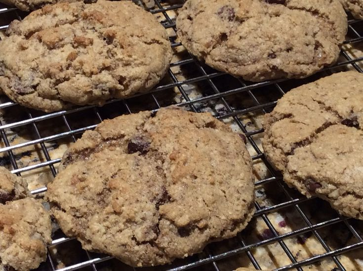 Chocolate Chip, Walnut, Oatmeal Cookies | Cookies | Pinterest