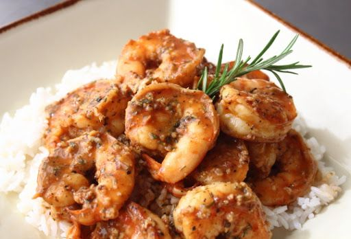 ... Video Recipes: Barbecue Shrimp – So Good, and So Not Barbecued