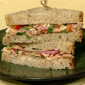 Daphne Oz's Italian Tuna Salad - the chew