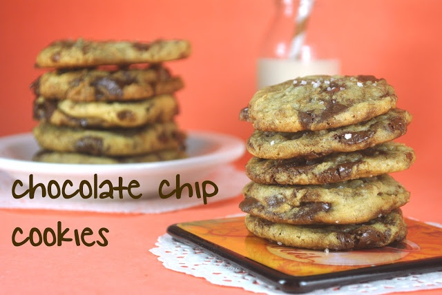 Bake Happy: Jacques Torres' Chocolate Chip Cookies
