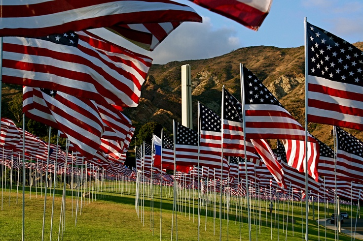 9 11 flags