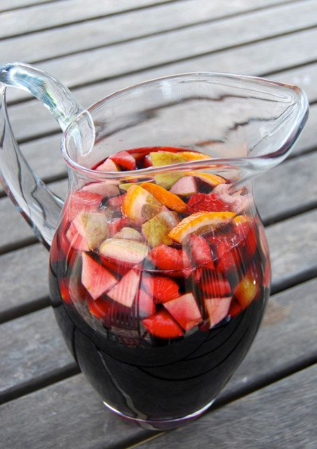Classic Sangria | Cheers! | Pinterest