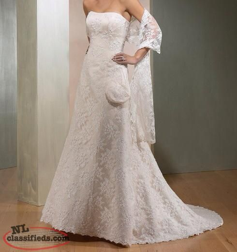 Newfoundland Wedding Dresses 29
