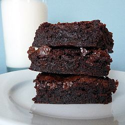 The famed brownie recipe from Baked NYC. Supposedly every bit as delicious as Oprah and America's Test Kitchens claim it to be!
