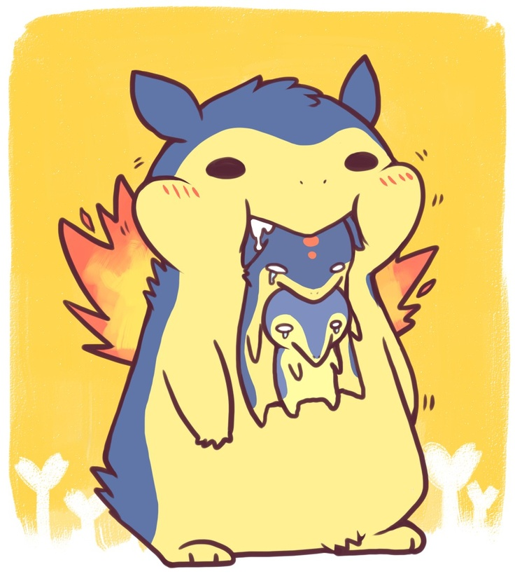 cyndaquil typhlosion quilava - photo #18