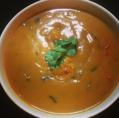 Peanut butternut squash soup | Dinner & Lunch (APPROVED) | Pinterest