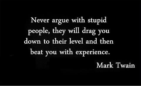 Humor, stupid, famous quotes, Mark Twain