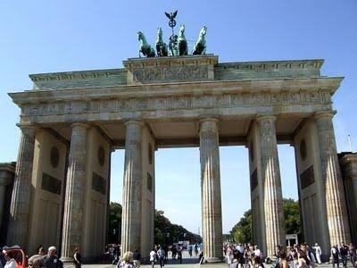 Brandenburger Gate - Lovely!
