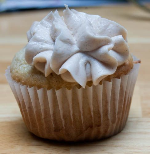 Chai Latte Cupcakes (Gluten Free)