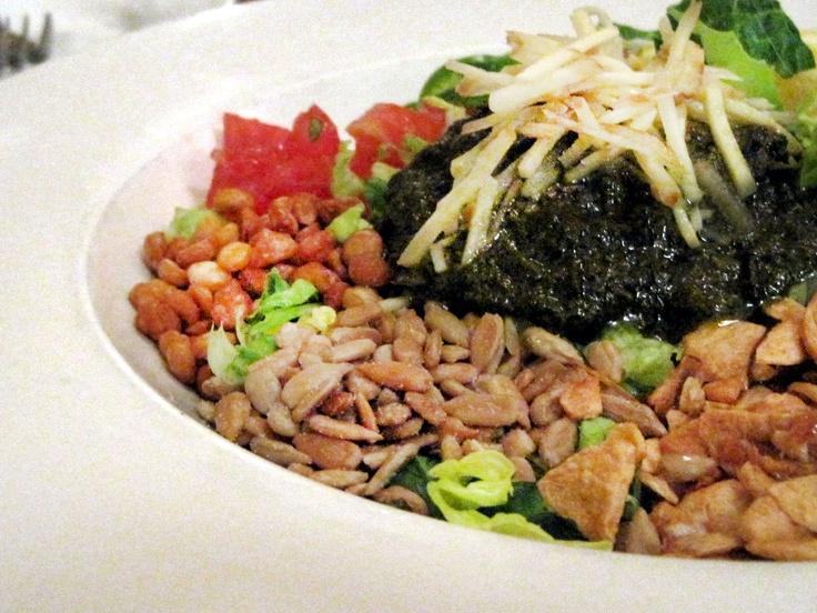Burmese tea leaf salad | Food & Drinks | Pinterest