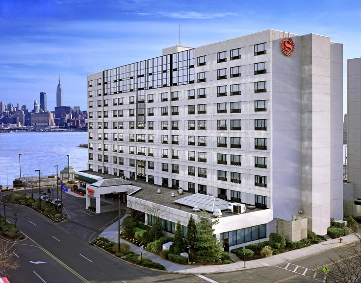 Sheraton Lincoln Harbor In Weehawken Nj Places I Ve