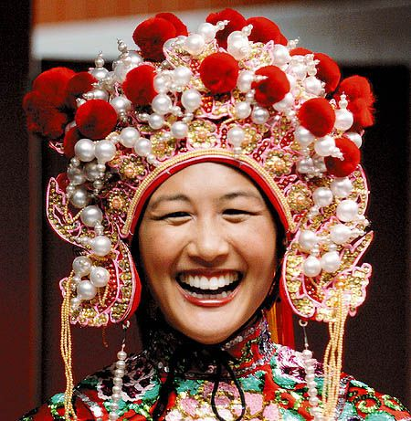 traditional chinese headdress headdress pinterest