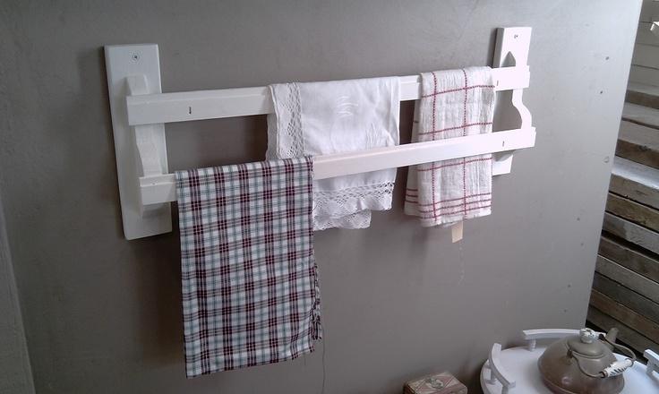 Handdoekenrekje Keuken : handdoekenrekje voor in de keuken: onthouden!