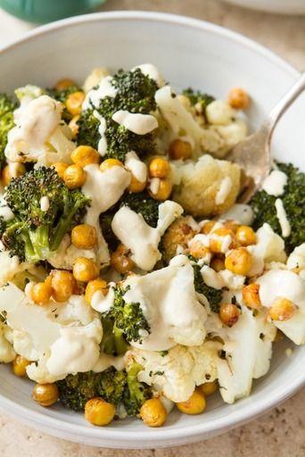 Plan to Eat - Roasted Buddha Bowl - MarlaJ | Veggie | Pinterest