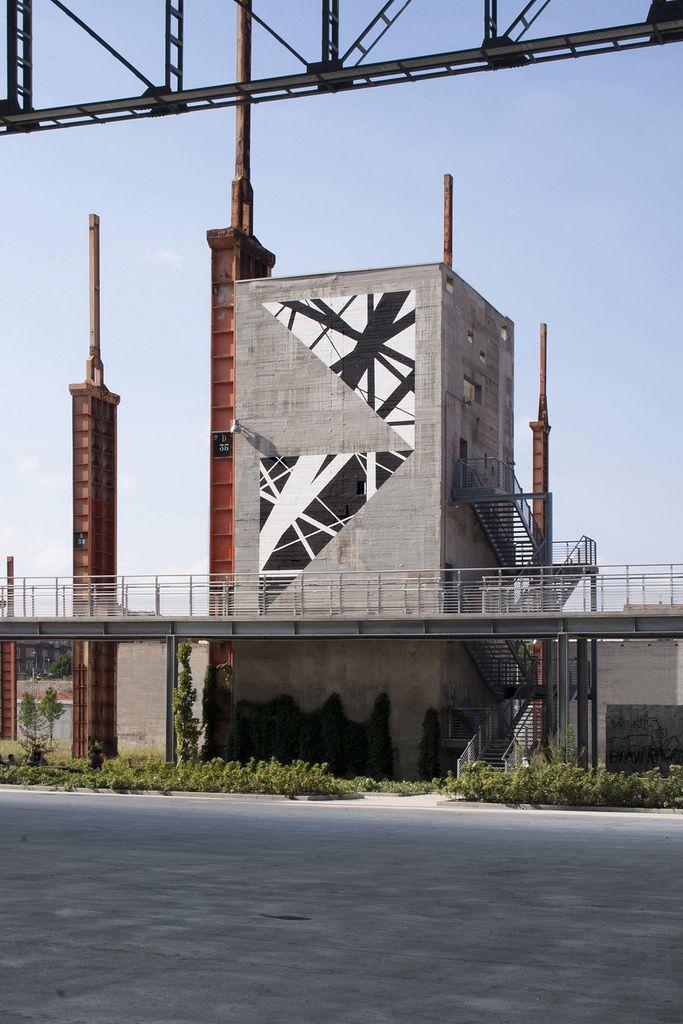 Picturin Mural | Graphic Surgery - mural - Picturin Torino Art Festival
