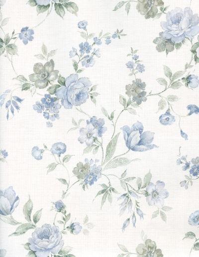 Vintage flower pattern | Patterns | Pinterest