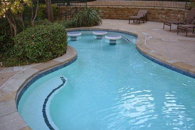 Pin by home and lifestyle design patty on swimming pool for Pool design dallas texas
