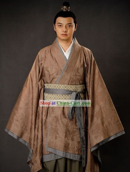 Ancient Chinese Clothing for Men   Chinese   Fashion ...