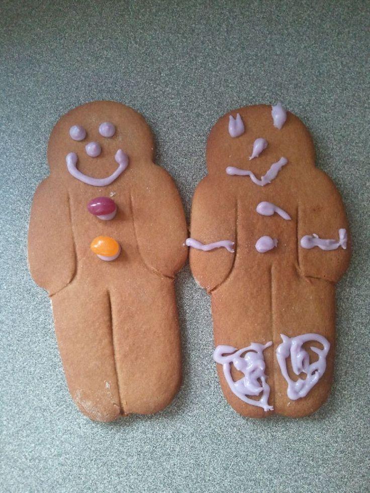 Gluten Free Gingerbread Men | Gluten Free Recipes | Pinterest