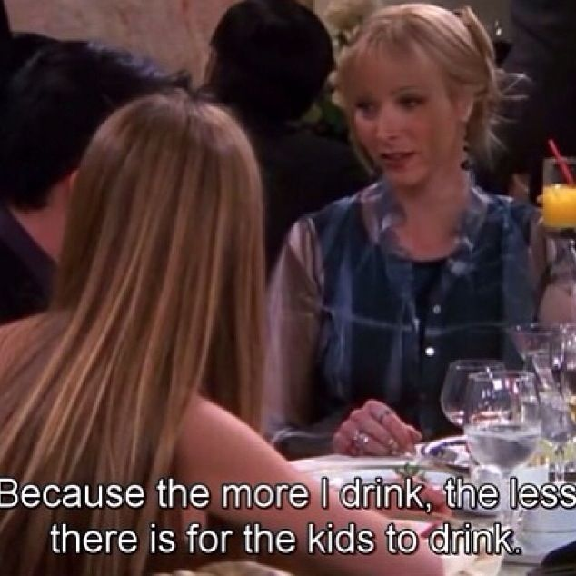 Quotes About Friendship From Tv Shows : Phoebe friends tv show funny quotes hilarious