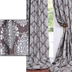 long, gorgeous curtains for the dining room?