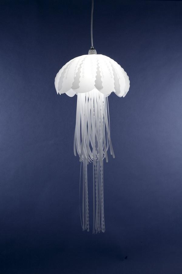 Jellyfish Lamp Sweet Home Pinterest