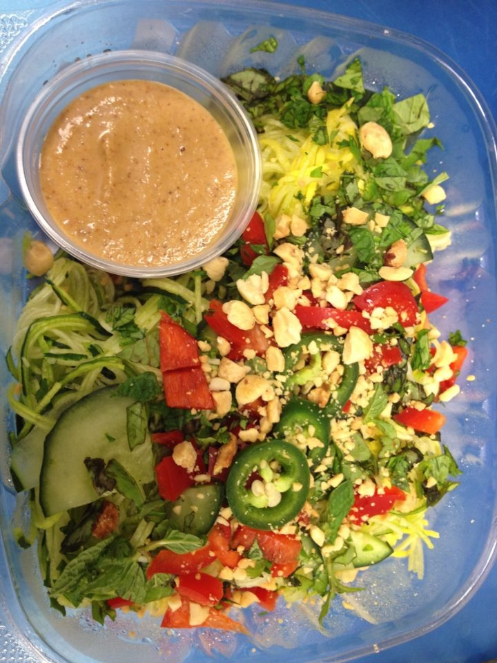 pasta with tuna orzo and zucchini salad zucchini and pasta salad 2014 ...