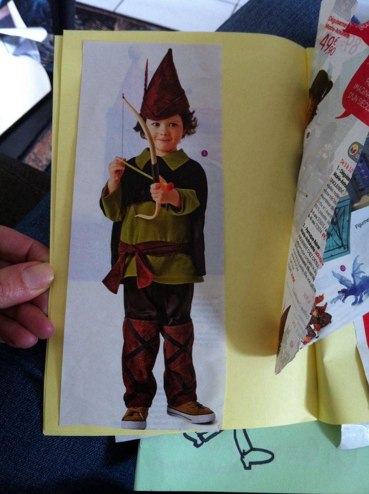 D guisement robin des bois robin des bois pinterest - Deguisement enfant robin des bois ...