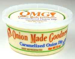 OMG Caramalized Onion Dip