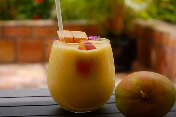 Mango Colada - Montpelier Plantation & Beach via @montpeliernevis # ...