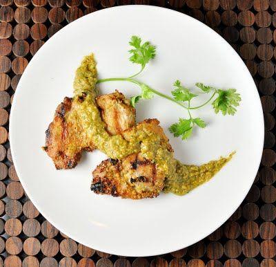 Spicy Garlic Cashew Chicken - Paleo when using honey instead of brown ...