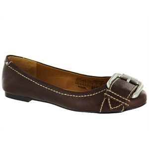 Fossil Women s Maddox Flat Shoes Brown
