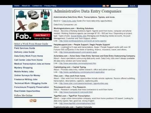 data entry work from home in dubai