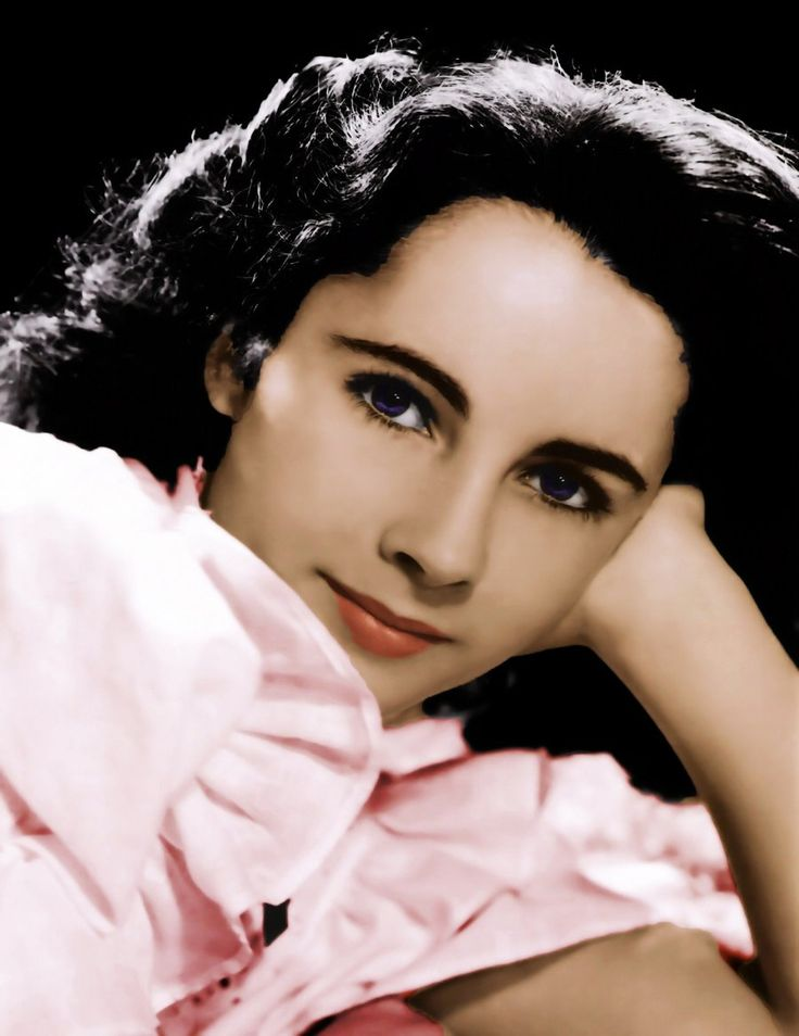 Young Elizabeth Taylor Related Keywords - Young Elizabeth ...
