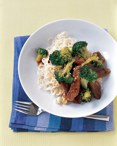 Beef and Broccoli Stir-Fry | Recipe