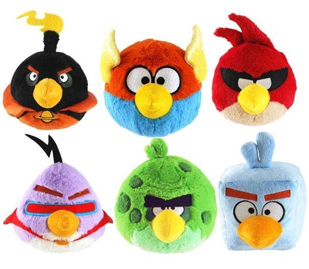 Angry-birds-space Plush | Geek Stuff | Pinterest