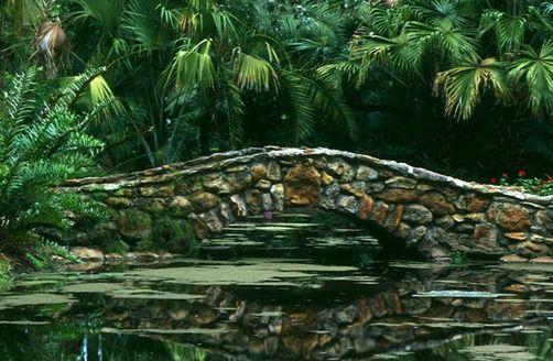 Idea Garden Vero Beach Photograph Mckee Botanical Gardens