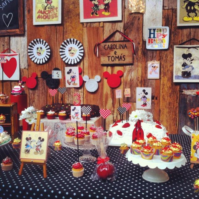 decoracao festa mickey : decoracao festa mickey:Festa Mickey – por Decoração do Baile