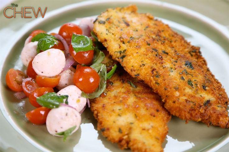 chicken scallopine | Michael Symon's Chicken Scallopini with Tomato ...