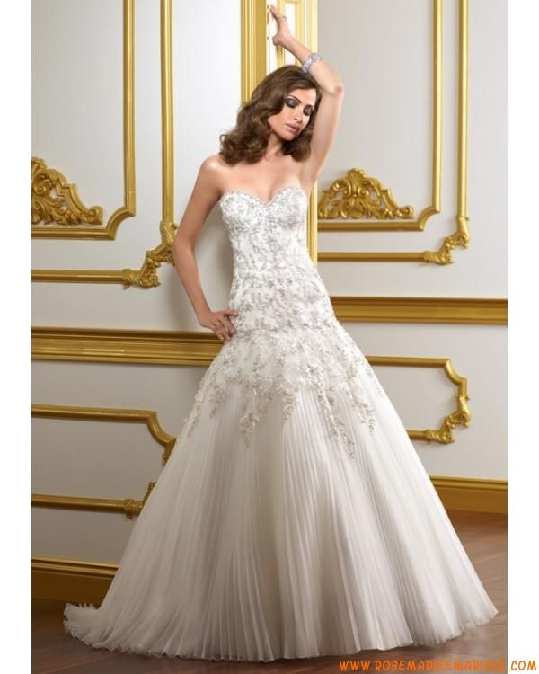 Pin by robe de mariage on Robe de mariée pas cher  Pinterest