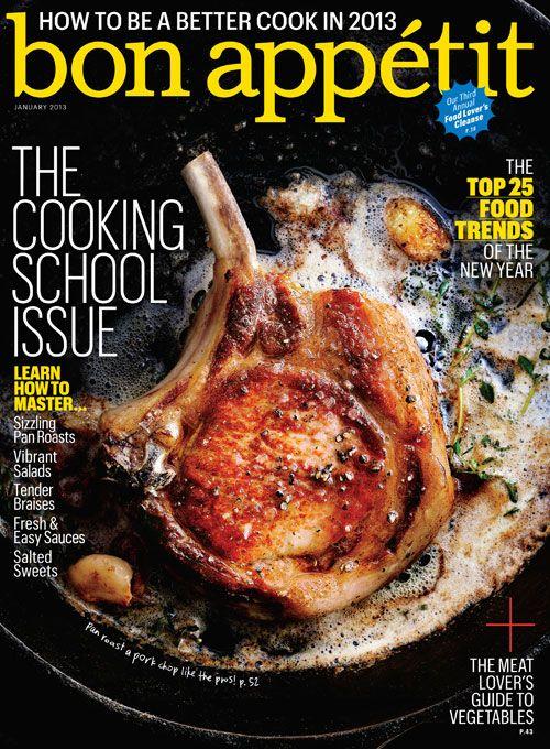 Bloggers Cook Bon Appetit's Favorite Pan-Roasted Brined Pork Chops