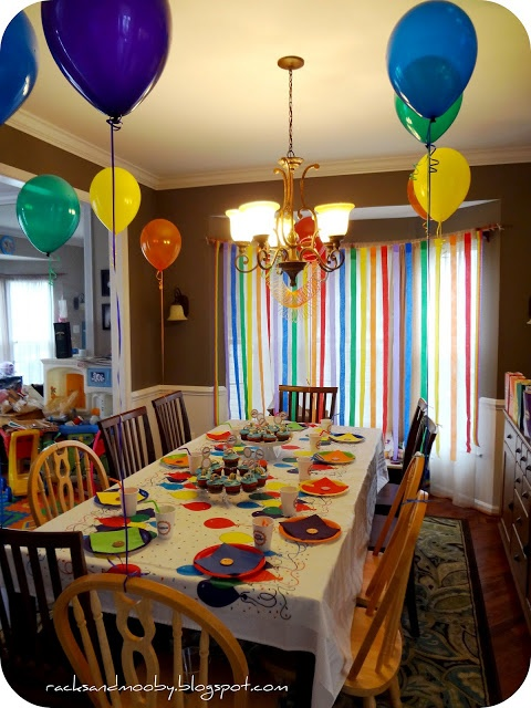 Decorating Ideas > 4 Year Old Party  Kids Birthday Party Ideas  Pinterest ~ 205541_Birthday Party Ideas 4 Year Old