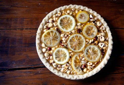 ... lemon tart lemon tart lemon tart lemon ricotta tart lemon hazelnut